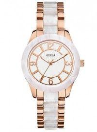Reloj Guess oro rosa