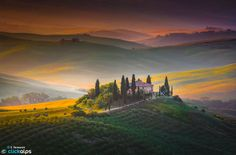 When the night goes away by Stefano Termanini on 500px