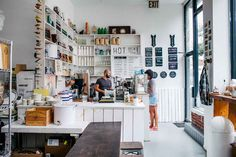 Crosby Coffee, Brooklyn NY — Tools and Toys