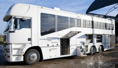 Empire CoachBuilders Ltd and your investment [Promotion] - Horse & Hound Mobile Living, Mobile Home, Horse Transport, Box Trailer, Dream Stables, Luxury Rv, Horse Trailers, Semi Trucks, Caravans