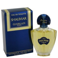 Shalimar By Guerlain Eau De Toilette Spray 1.7 Oz
