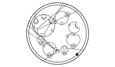 "Gallifreyan with a Stephen King quote -     ""Go then, there are other worlds than these."""