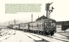 Buses And Trains, Standard Gauge, Electric Train, Diesel Locomotive, Car Set, Diesel Engine, Liverpool, Around The Worlds, British