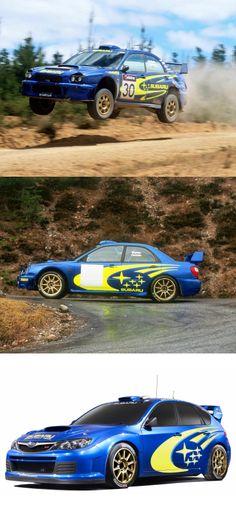 Wrc,rally car