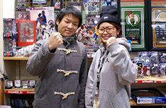 【大阪店】 2013年1月29日  お友達と遊びに来てくれたアキノブ様です!