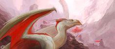 Dragon Su'umiinax by Iren Bee on ArtStation.