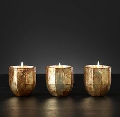 Candlelight & Scent Collections   RH