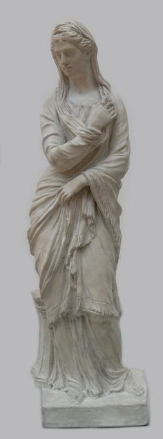 Hestia, virgin goddess of the hearth, home, and chastity ~ sister to Zeus, Poseidon, Hades, Hera, and Demeter. You don't see her often in Greek Myths. She gave up her throne on Olympus to Dionysus. Roman name: Vesta