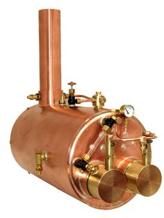 Model Marine Steam Horizontal Boilers