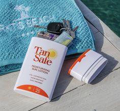 TanSafe - Der Strandsafe für Smartphone und Wertsachen
