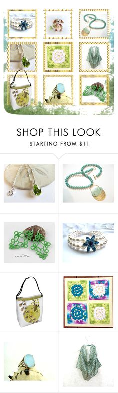 """It's a Beautiful Summer"" by annette788 ❤ liked on Polyvore featuring beauty, jewelry and gifts"