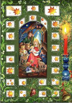 Mich Café: Advent and Burbara herald Christmas