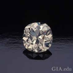 Traded as early as the fourth century BCE, #diamonds were coveted by the wealthy. Caravans brought Indian diamonds, along with other exotic merchandise, to medieval markets in Venice. By the 1400s, diamonds were becoming fashionable accessories for Europe's elite. For more history about the #Aprilbirthstone visit 4Cs.GIA.edu. Photo: Robert Weldon/GIA. Courtesy: Sudhir Jain (Fei)