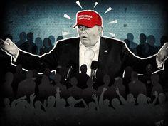 Donald Trump's powerful populism has a surprise enemy.