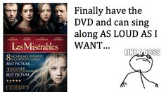 Actually, this won't work, 'cause I have a lot of siblings who don't take too kindly to me singing during *any* movie =)