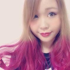 ♡RIHO♡ @rihooo812 ド派手な髪色が恋...Instagram photo | Websta (Webstagram)