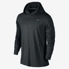 Nike Dri-FIT Touch Men's Pullover Hoodie