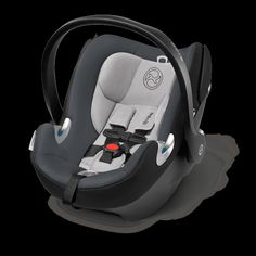 Cybex Aton Q - fantastic top-of-the-line infant car seat with great design and innovative safety features
