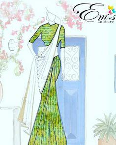 RAYON D.NO 1050 #fashioniblogger #fashionday #fashionista #newstyletowear #lookofday #fashionpost  #couturesaree #printedsaree #gogreen #indiantouch #printedfabric #pritablefashion #emsprintedpost