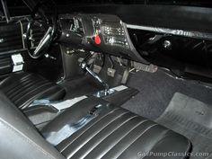 1968 Chevelle SS 396 - Interior