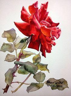 ARTISTE - aquarelles TI AQUARELLE (BANGKOK-THAÏLANDE
