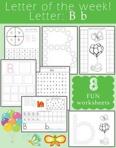 Are you looking for some fun preschool activities that have a focus on teaching the letters of the alphabet? Fantastic, then you've come to the right spot! ; )  I am going to be sharing with you  a Letter of the Week printable packet every Thursday for the next 26 weeks! We are going to ...