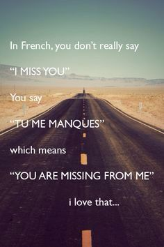 Is there a french saying or quote in french that says that you need love to live?