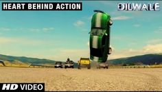 Dilwale | Heart behind Action | Shah Rukh Khan, Rohit Shetty