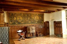 Interior Chateau De Langeais | Recent Photos The Commons Getty Collection Galleries World Map App ...