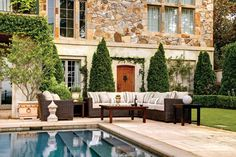 Our Rustic outdoor furniture collection is simply fantastic! http://www.summerclassics.com/collections