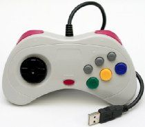Gtron offer Retro SEGA Saturn USB Classic Controller - White. This awesome product currently limited units, you can buy it now for $9.99 $5.99, You save $4 New