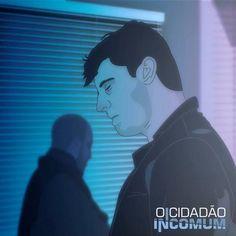 O ator Renato Scarpin vive Igor, um homem problemático prestes a lidar com uma nova e perigosa realidade.  www.ocidadaoincomum.com.br