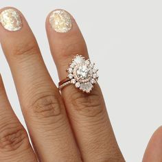 Cambria Ring by Heidi Gibson