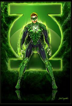 Green Lantern Reloaded by jamietyndall on @DeviantArt