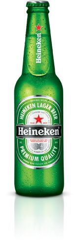 Heineken is a bottom fermented lager beer made from water, malted barley, hops and a unique type of yeast: A-yeast strain. It was developed in 1886 by H. Elion, a student of Louis Pasteur, and it is used even today to give Heineken its characteristic flavour.