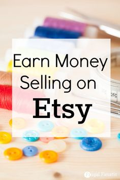 Do you enjoy making hand crafted items? Want to make your hobby a business? Take a look at how to earn money selling on etsy!