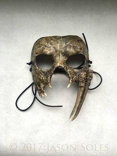 Hunter's Mask by MrSoles on DeviantArt Hunter's Mask by MrSoles<br> Spx Makeup, Princess Fairytale, Horror Decor, Skull Mask, Masks Art, Mask Design, Design Art, Design Ideas, Photoshop