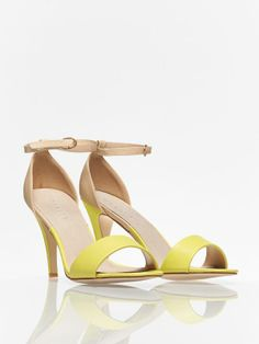 HEELED SANDALS, MOHITO