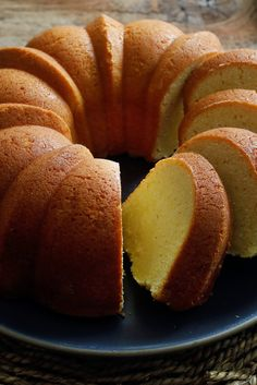 NYT Cooking: Every cook needs a go-to poundcake recipe, and this, we dare say, is just that. It's nothing fancy – just butter, flour, sugar, eggs, vanilla, heavy cream and salt – but the result is equally befitting a school bake sale or a fancy dinner party. By definition, it is a true poundcake (it calls for a full pound of butter), yet despite its richness, it is still re...