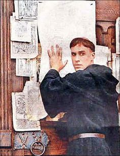 Short summary of the ninety five theses buy literature essay