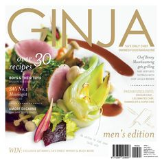 GINJA Food Magazine Apr Jul '15 Edition - Preview. Purchase your digital or print subscription from www.ginjafood.com or subscriptions@ginjamedia.com Super Dad, Beef, Lifestyle, Magazine Covers, Cooking, Recipes, Asda, Food, Digital