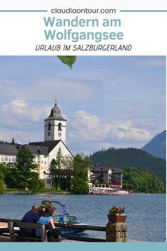 Der Wolfgangsee im Salzkammergut lädt zum Wandern ein. #salzkammergut #salzburgerland #wolfgangsee Reisen In Europa, Travel Guide, Germany, Explore, World, Bergen, Traveling, Camping, Outdoor Adventures