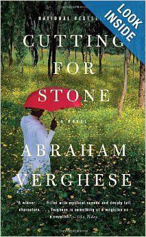 Cutting for Stone: Abraham Verghese: 9780375714368: Amazon.com: Books
