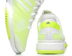 The adidas Barricade is back! And with an all new design by Stella McCartney. Read the review to see how the TW playtesters thought these stylish shoes performed.