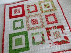 A Quilting Life - a quilt blog: 15 Things to Make for Christmas