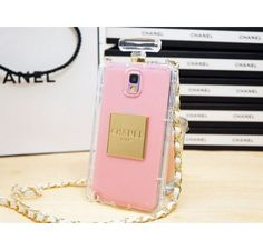 Designer iPhone 5S Cases,iPhone 6 Cases,iPad Air Cases,iPad Mini 2 Cases,Galaxy S5 Cases,Swarovski Clutch Bags-Category-Designer Samsung Galaxy Note 3 Cases-Chanel Samsung Galaxy Note 3 Case-Chanel Perfume Samsung Galaxy Note 3 Case Clear - Free Shipping Luxury Cases