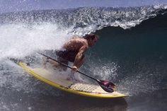 Robby Naish Stand Up Paddlesurfing
