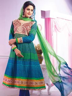 salwar kameez online from Kalazone Silk Mill.