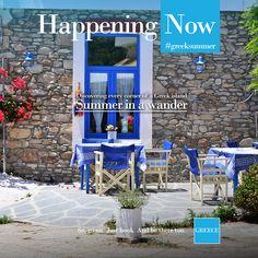VISITGREECE| Happening Now #greeksummer