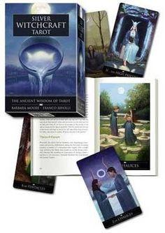 Silver Witchcraft Tarot (dk & Bk)